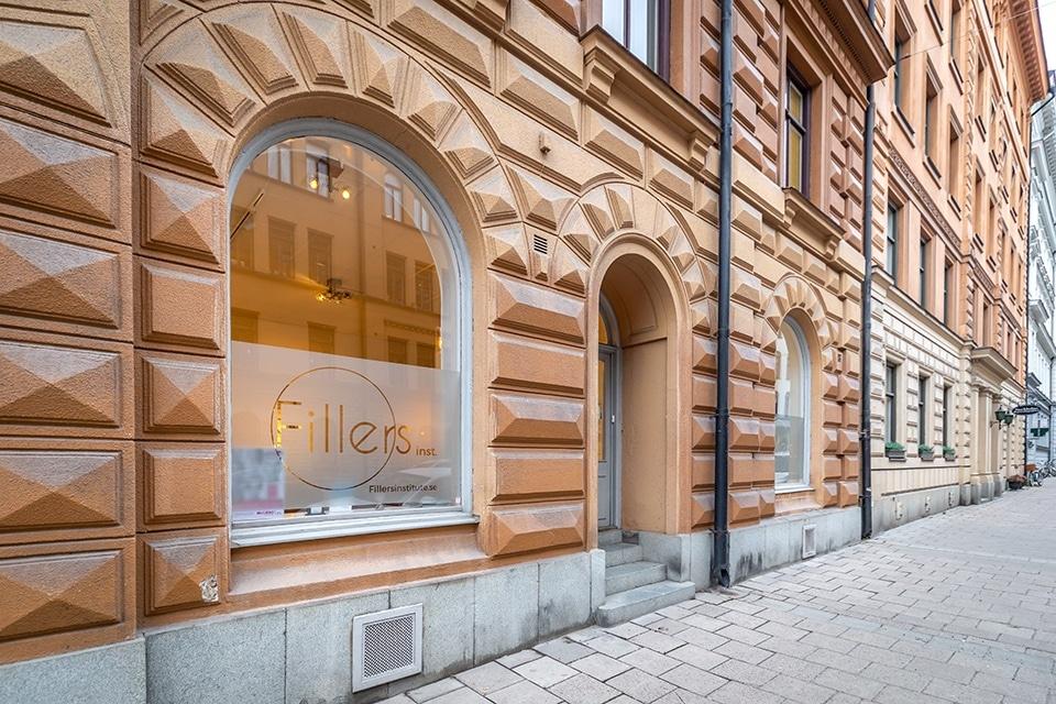 fillers stockholm